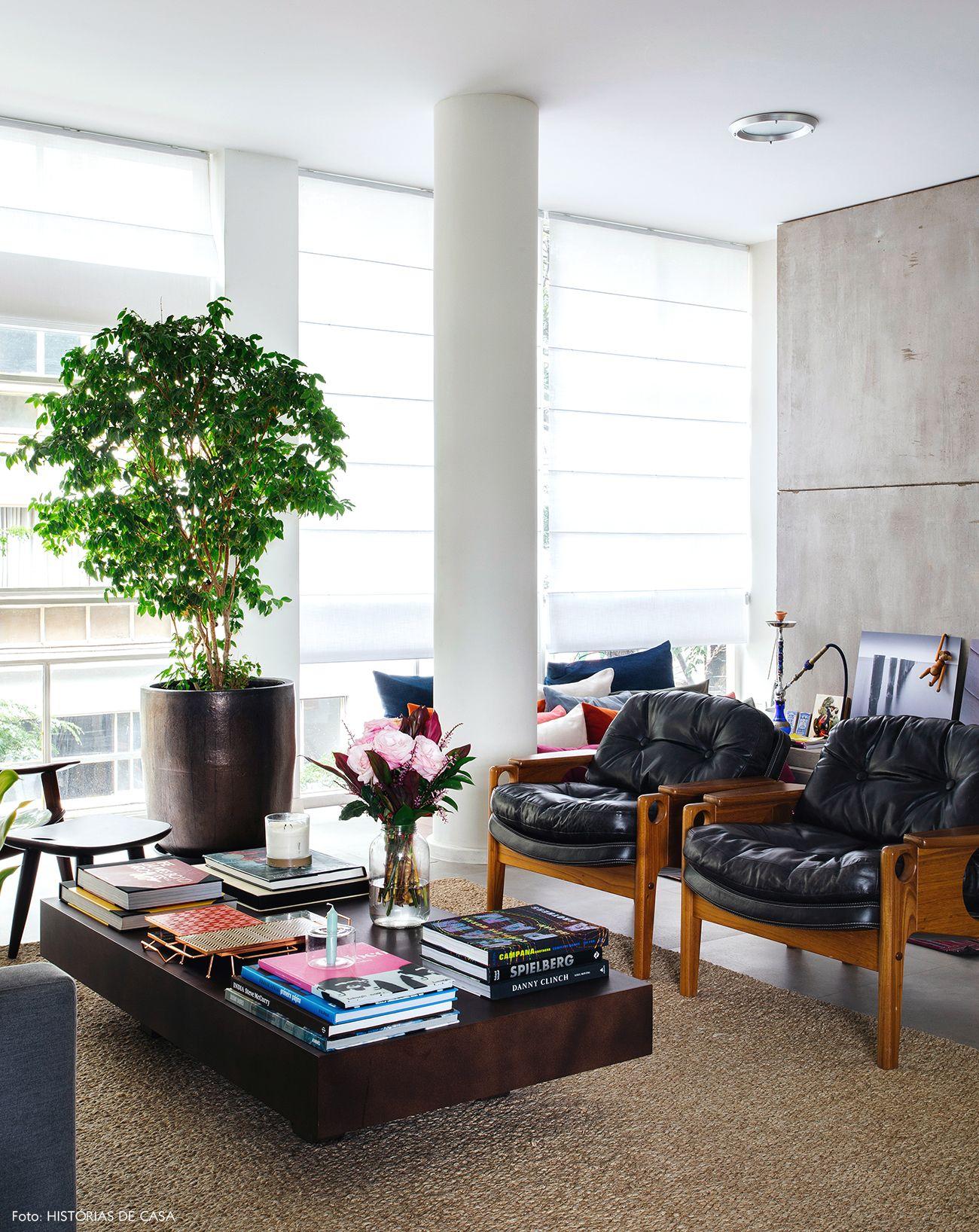 Pequenas grandes mudanças | Trays, Interiors and House