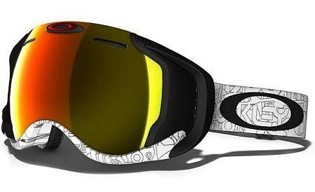 lunette oakley ski