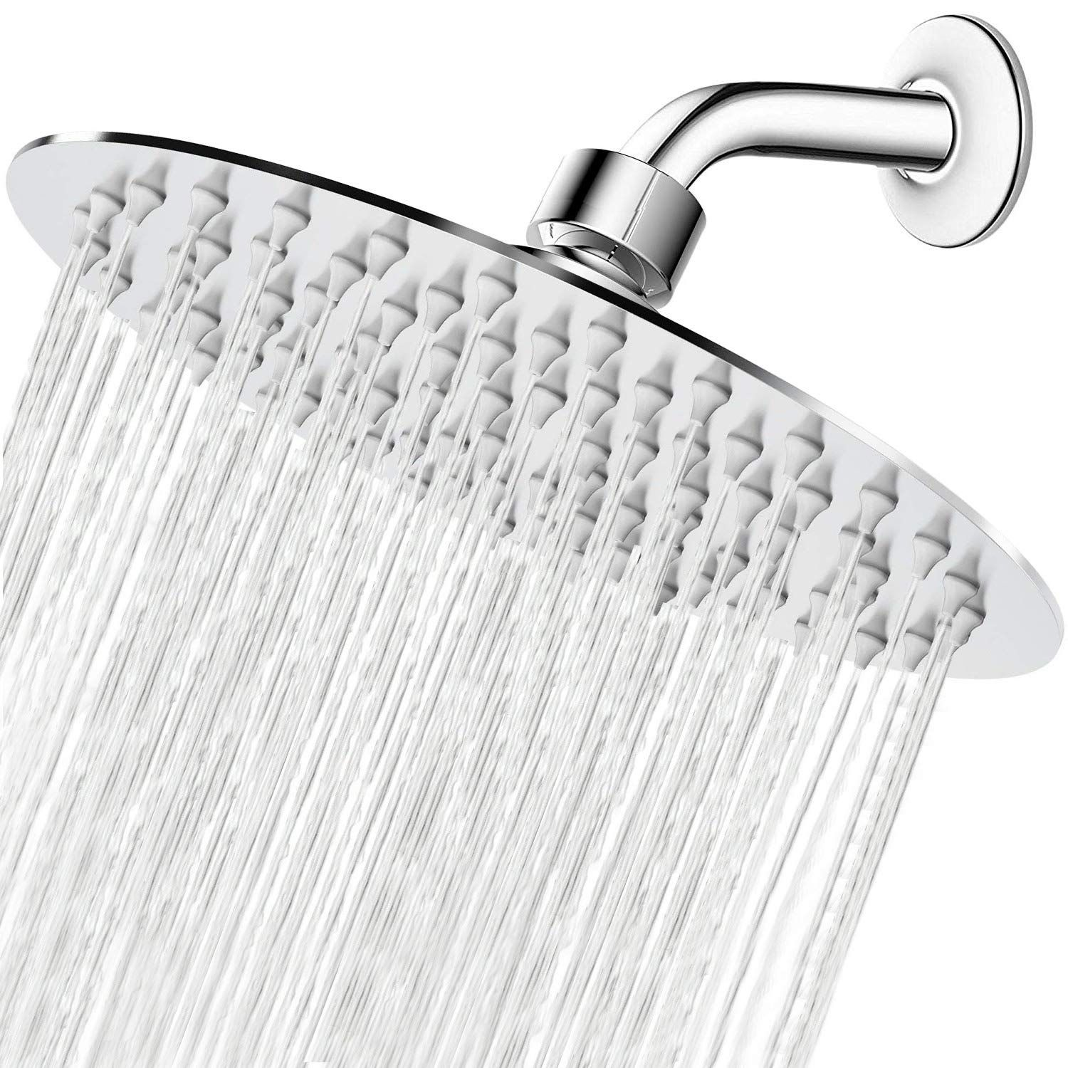 Top 10 Best Rain Shower Heads In 2020 Reviews Rainfall Shower