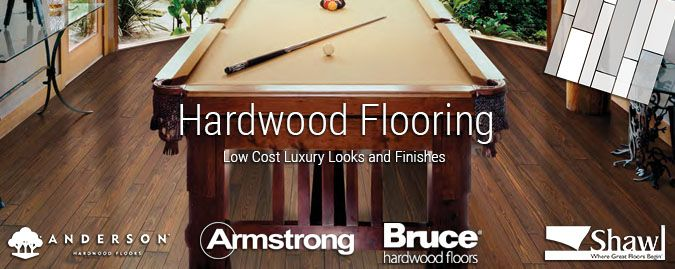 Hardwood Flooring By Anderson Hartco Bruce Shaw On Sale Discount Flooring Waterproof Flooring Flooring Types Of Flooring
