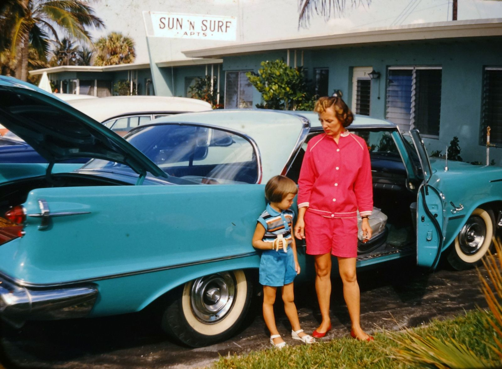 Kodachrome | #1-kodachrome & vintage color | Pinterest | Family ...