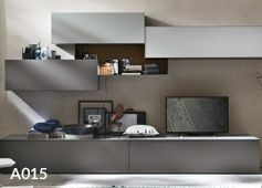 Gruppo Tomasella propone mobili per soggiorno in diverse essenze e ...
