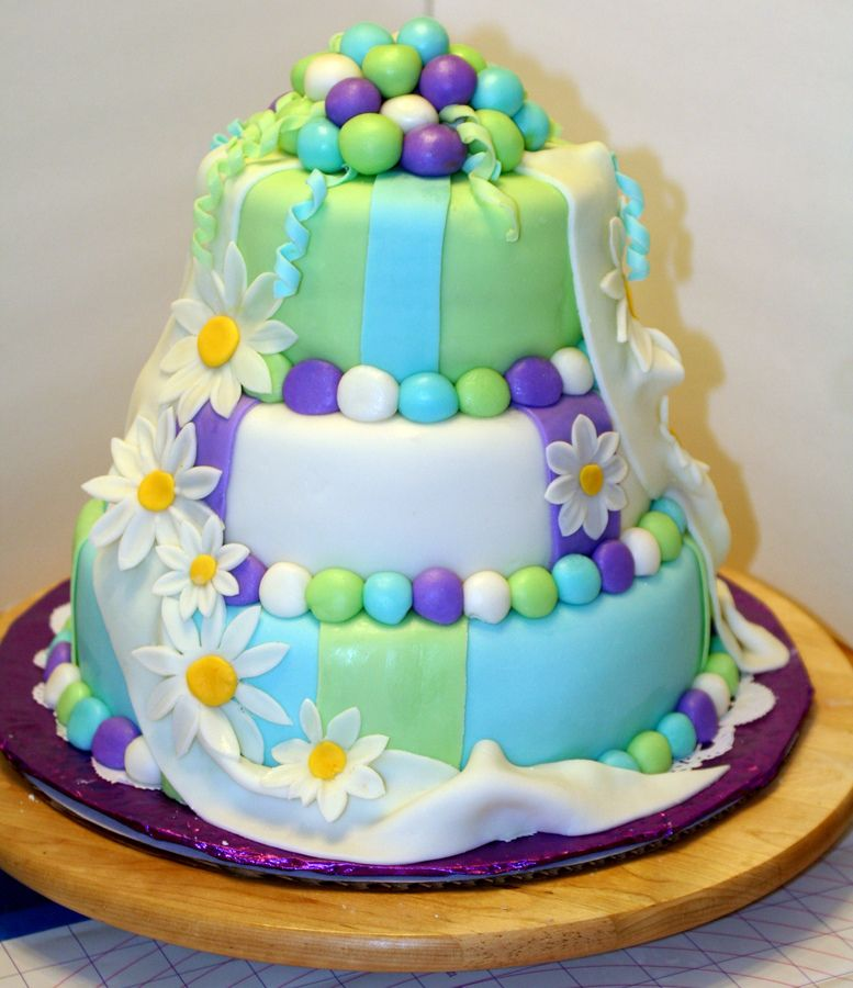 Happy Birthday Cakes For Girls: Birthday Cake For A 9 Year Old