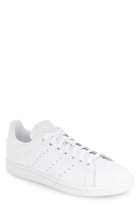 leather sneakers men, Adidas stan smith