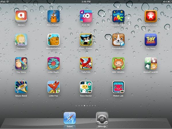 20 Recommended Apps For 1 Year Olds Baby Apps
