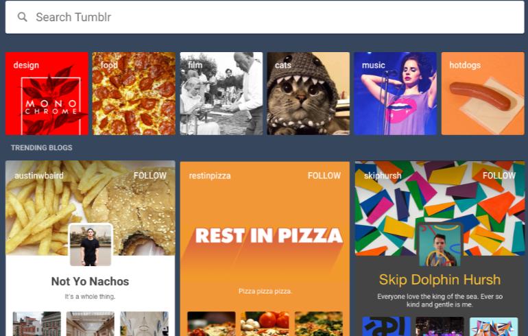 e442fcea5 5 Fun Tumblr Alternatives - http   appinformers.com 5-apps
