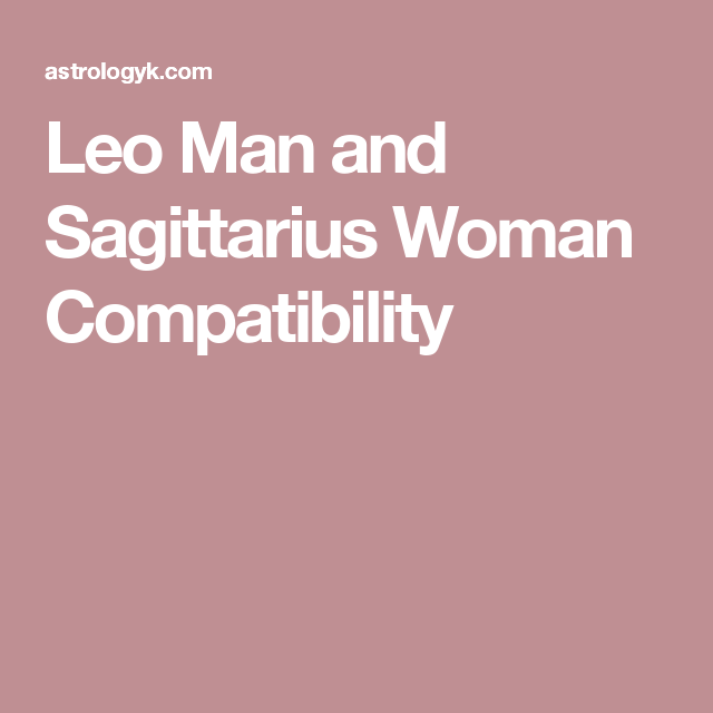 Aries as a Best Match for Leo