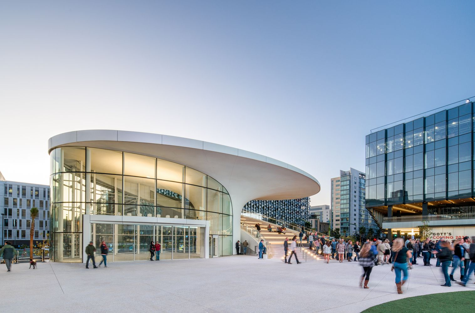 Gensler  Chase Center    Chase Center the new home for the NBA Champion Golden State Warriors For details please click the picture