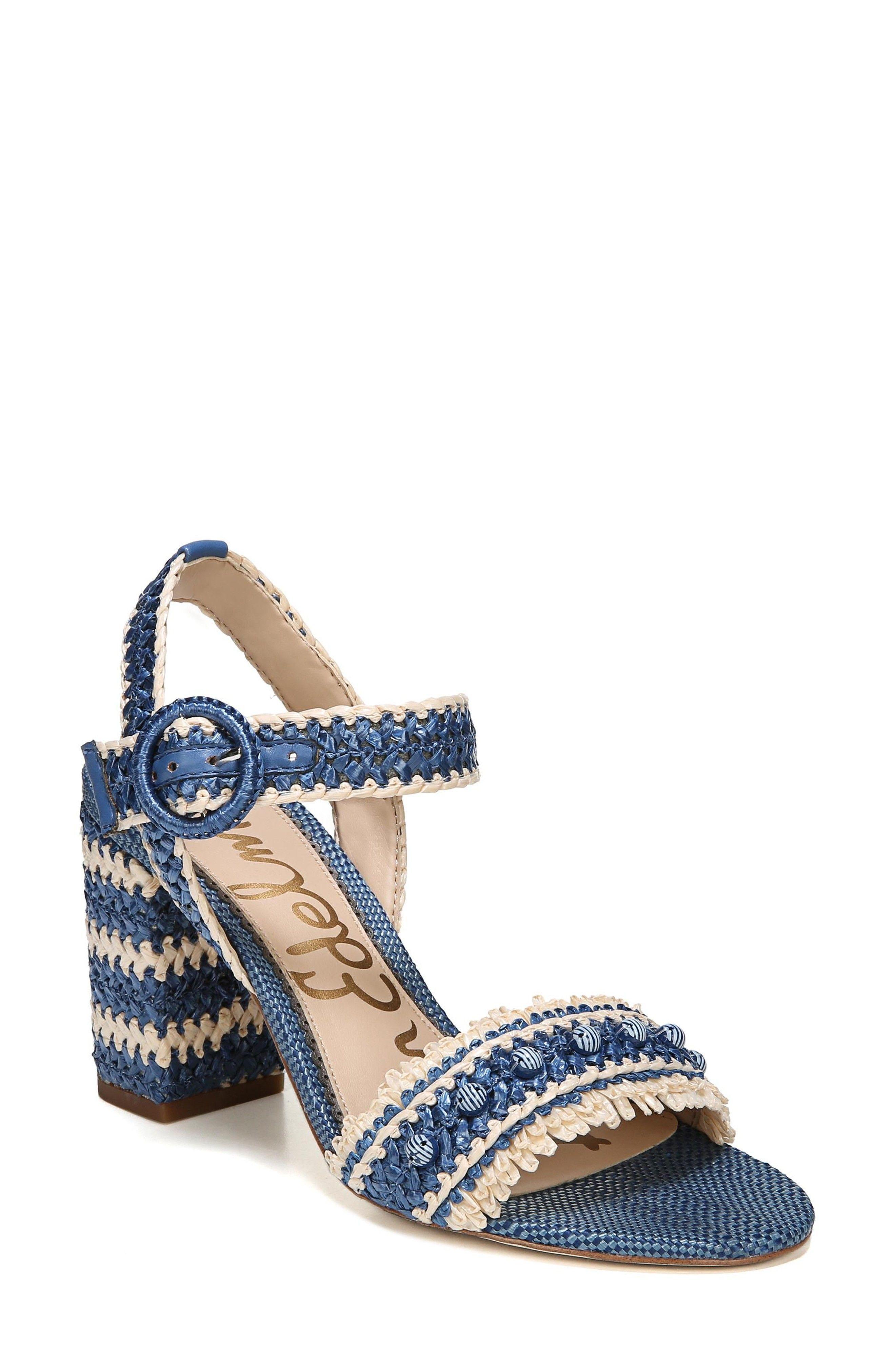 5307e8865be Buy SAM EDELMAN Olisa Block Heel Sandal online. New SAM EDELMAN Sandals.    119.95  SKU ITSP14853HHXB47810
