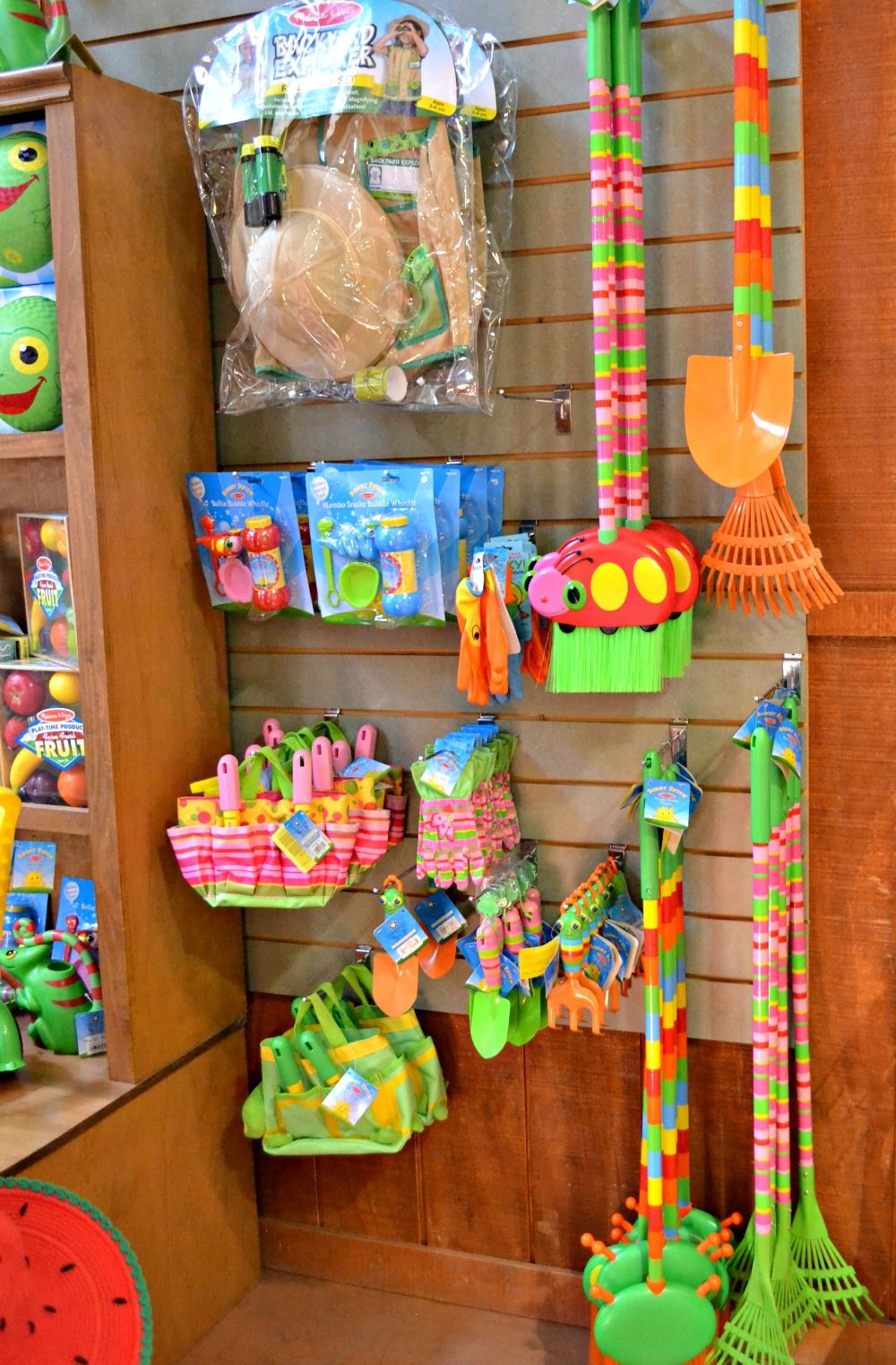 Kids Gardening Tools, Melissa And Doug I Fairview Garden Center I Raleigh,  NC I