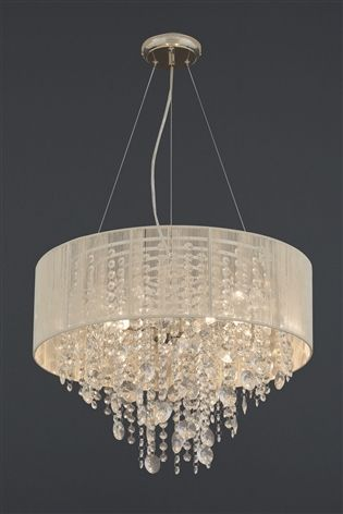 Buy palazzo 3 light glass and string chandelier from the next uk buy palazzo 3 light glass and string chandelier from the next uk online shop aloadofball Images