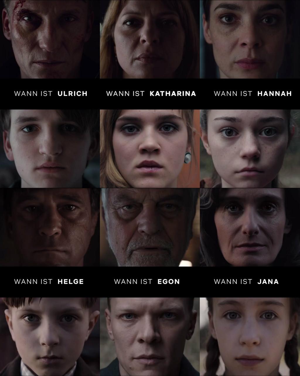 Lassassindefilms Michmichsteph Dark 2017 The Perfect Younger Older Cast Be Like Dark Memes Dark Pictures Dark