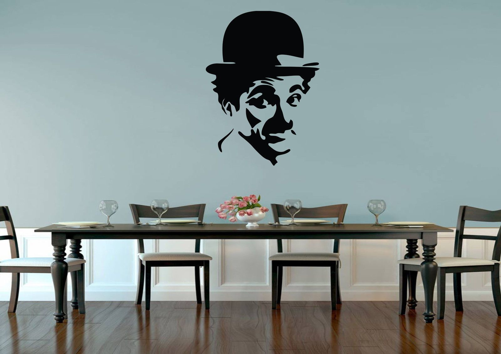 Scarface money power respect vinyl wall decal for home decore - Psycho Minimalist Movie Wall Art Sticker Iwallstickers Wall Sticker Pinterest Minimalist Wall Sticker And Walls