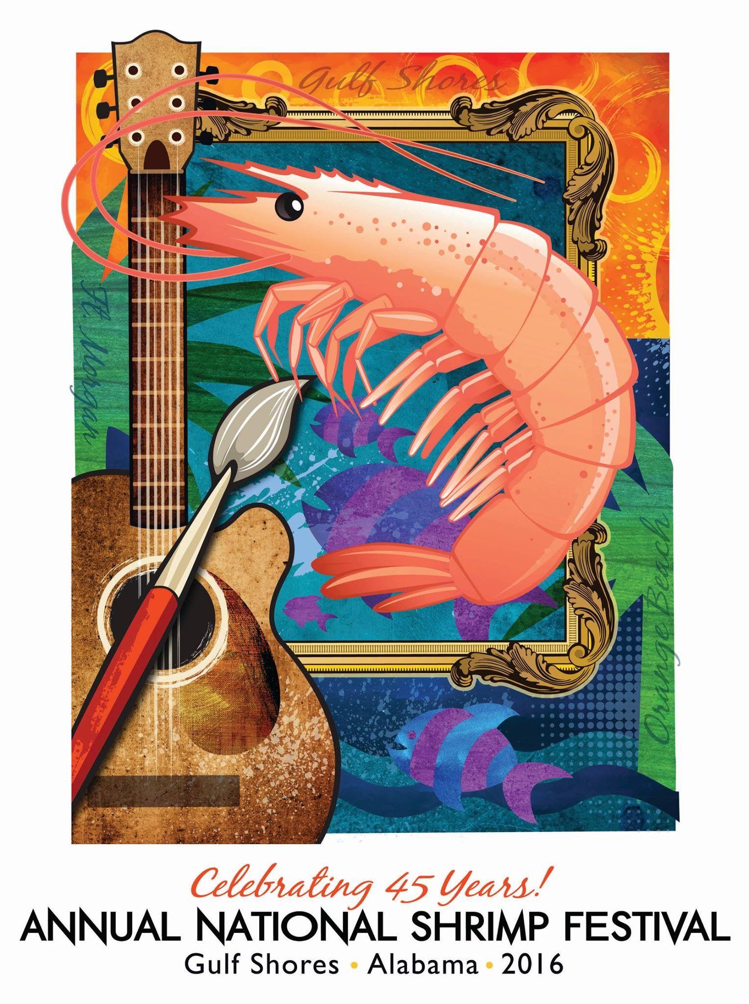 Gulf Shores shrimp fest Shrimp festival, Gulf shores