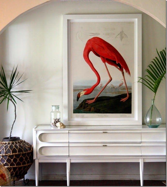 Flamingo Art // Cabinet // Pot Www