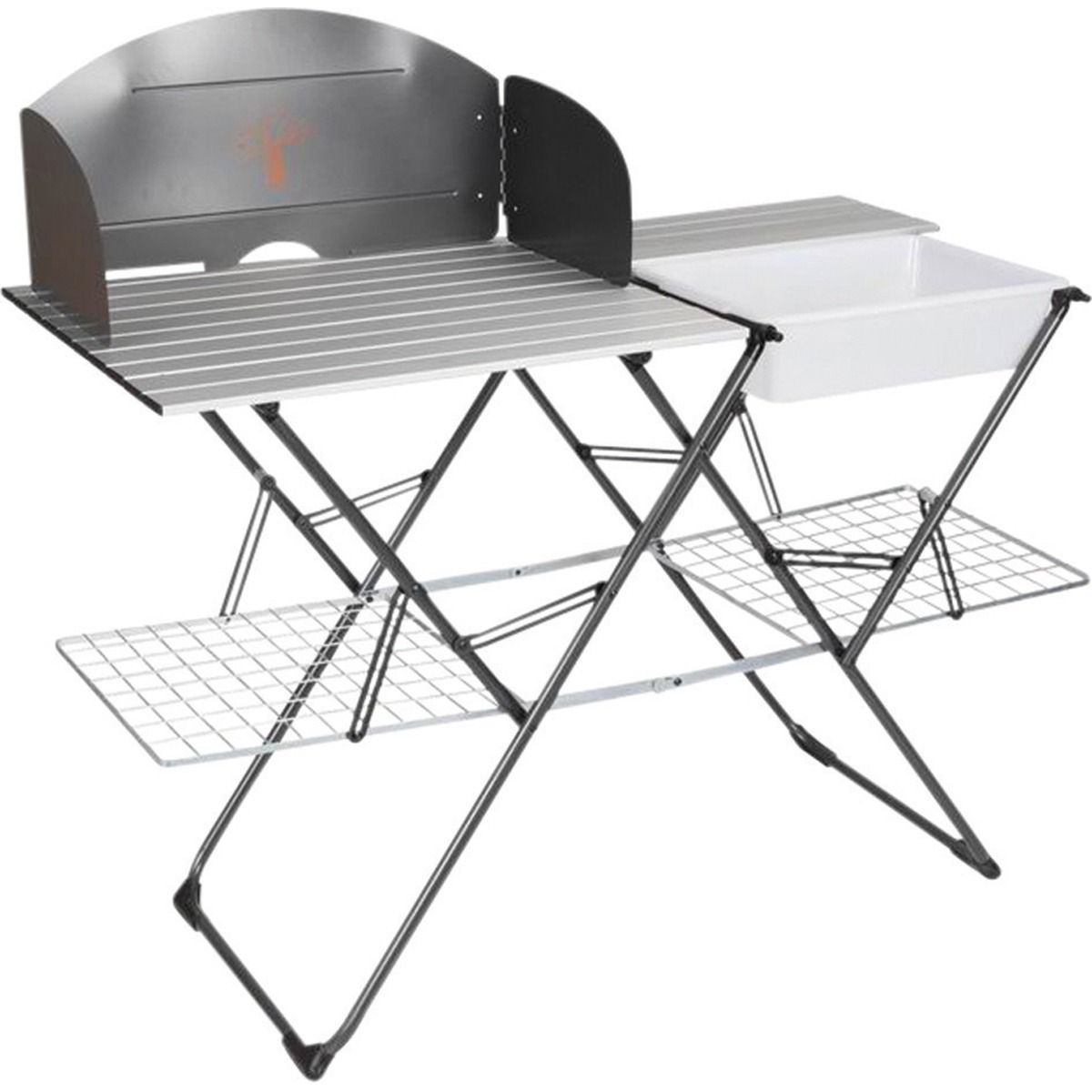 Boab Wash Up Camp Kitchen With Sink Rays Outdoors