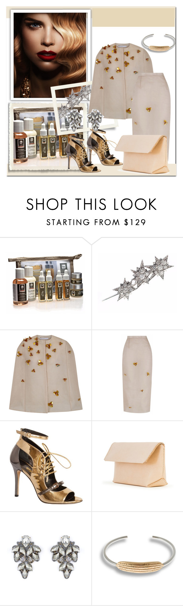 """""""Runway2street"""" by runway2street ❤ liked on Polyvore featuring mode, LR Modern Alchemy, The 2nd Skin Co., De Siena, Iala Díez, Tataborello et Hissia"""