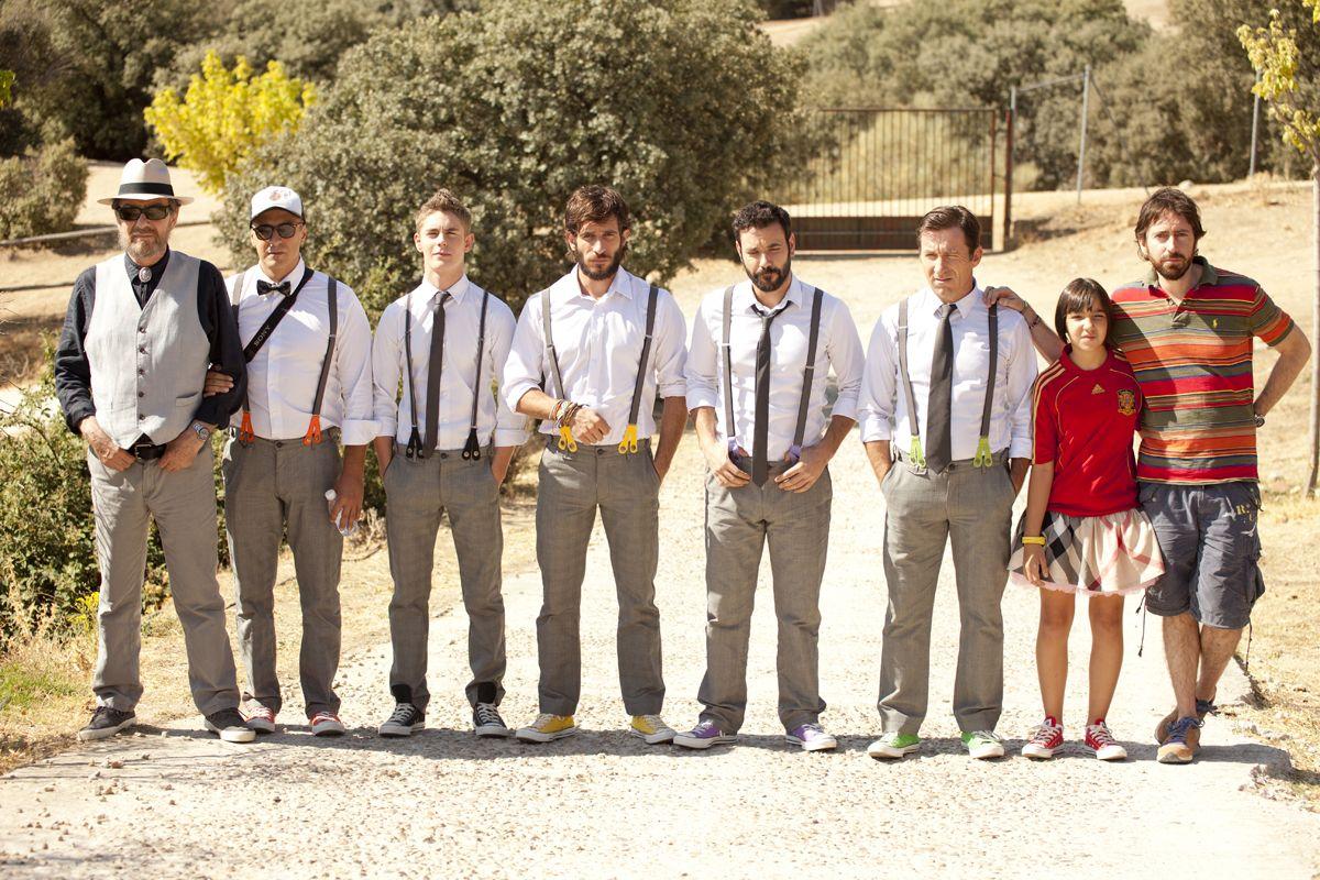 DANIEL SÁNCHEZ ARÉVALO es el director y guionista. \'La Gran Familia ...