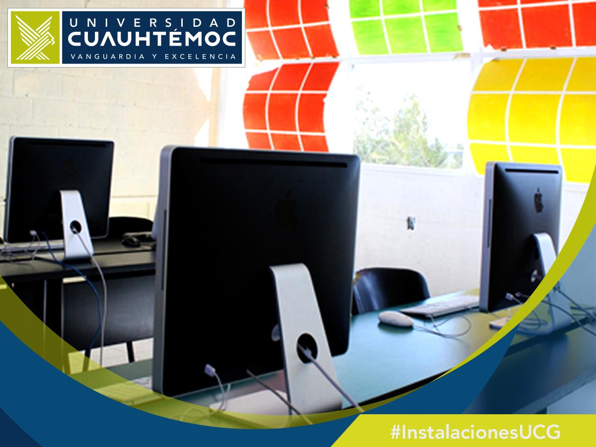 Conoce Nuestro Centro De Computo Ucg Viveucg Somosucg  # Muebles Xp Instalaciones
