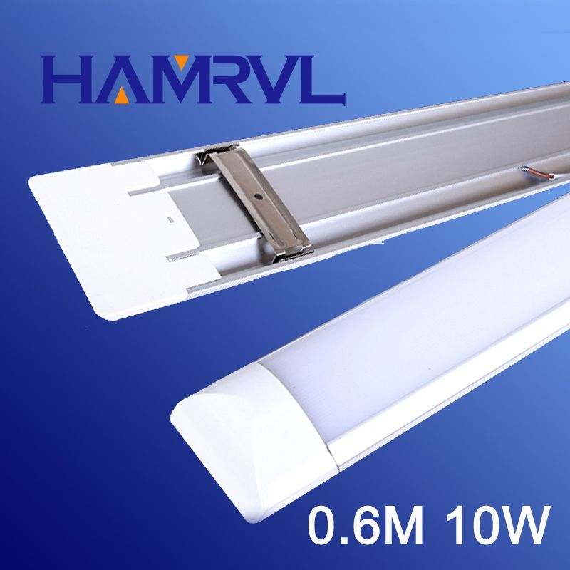 1pcs 10w Led Bright Fluorescent Light 60cm White Warm White Frame Living Room Lamp Led Panel Light 220v Ceil Led Panel Light Lamps Living Room Ceiling Lights