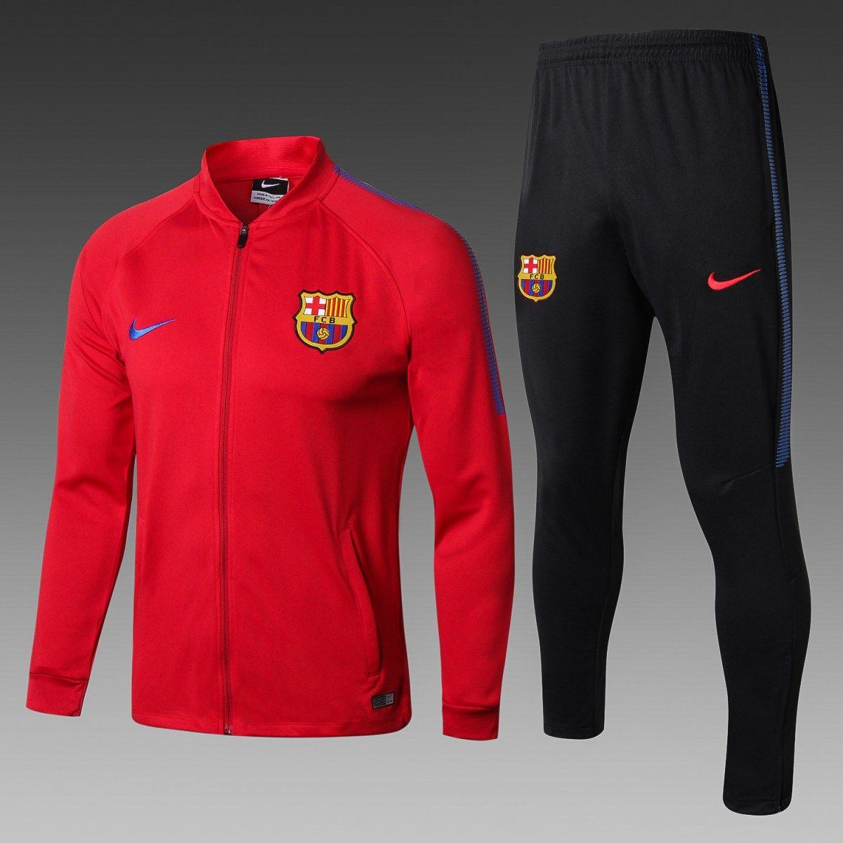 d72e0cd890 Conheça o novo agasalho de treino do Barcelona inovador!!!!