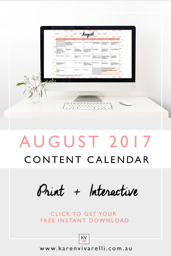 Paleta de colores, estilo, diagramacion Bags Ideas Pinterest - social media calendar template