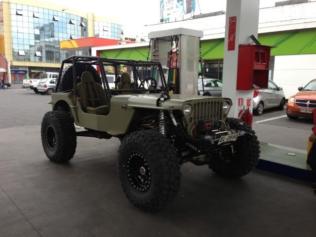 Project Willys Mb Lsx 2013 Chile Willys Mb Willys Jeep Mods