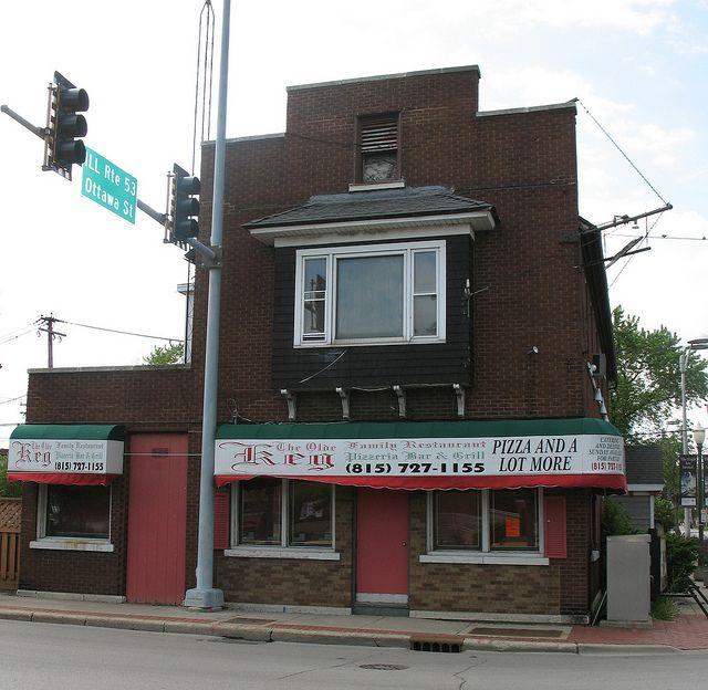 Olde Keg Restaurant Joliet Il Joliet And Will County Il