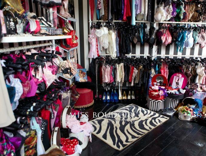 My Dream Lingerie Closet!