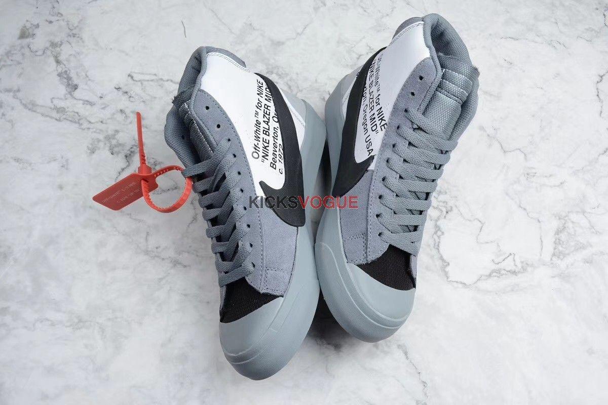 OFF-WHITE x Nike Blazer Studio Mid 2018