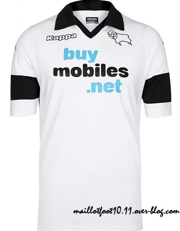Camisa do Derby County para 2013