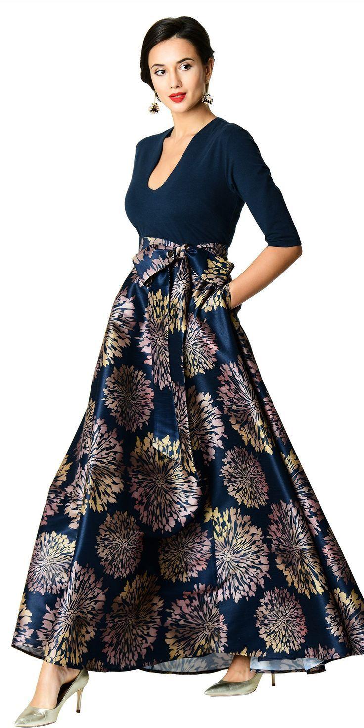 33 Plus Size Mother of the Bride Dresses - Alexa Webb
