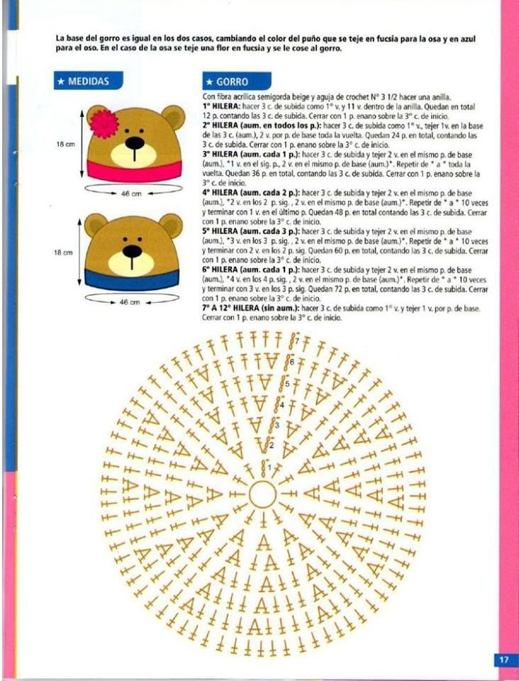 Imagini pentru gorro crochet patrones gratis | caciula | Pinterest ...