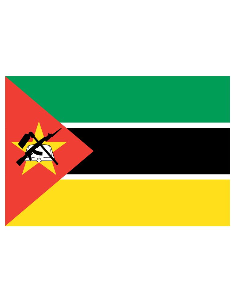 Flag of Angola  Capital City Luanda  Continent Africa  World