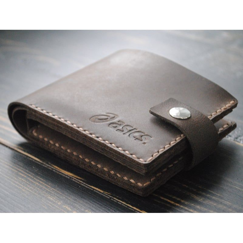 9b0fc4e956d5 Купить в AXES ➞ Кошелек мужской Purse Terracotta brown leather ☎: (096) 691