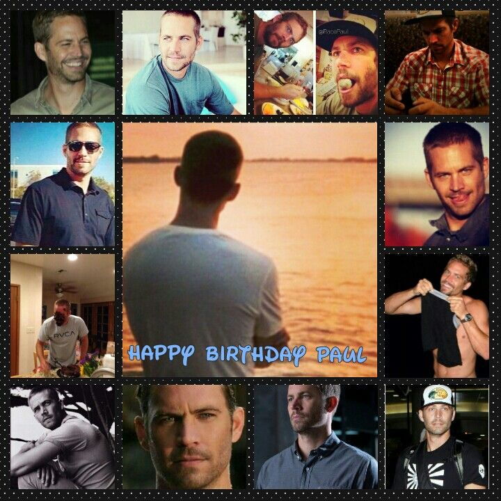 Happy Birthday P.W. . He always be stay young and beautiful man!