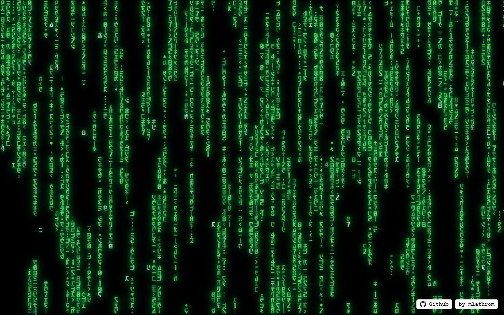 Matrix Code Generator Irl Matrix Matrix Film Coding