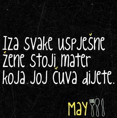 #citat #žena #uspjeh #majka #smješno #balkan