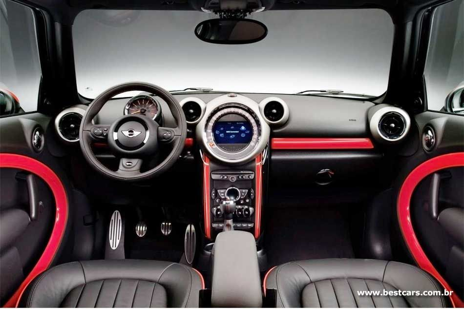 2012 Mini Countryman John Cooper Works Interior Beautiful Style Pinterest Mini