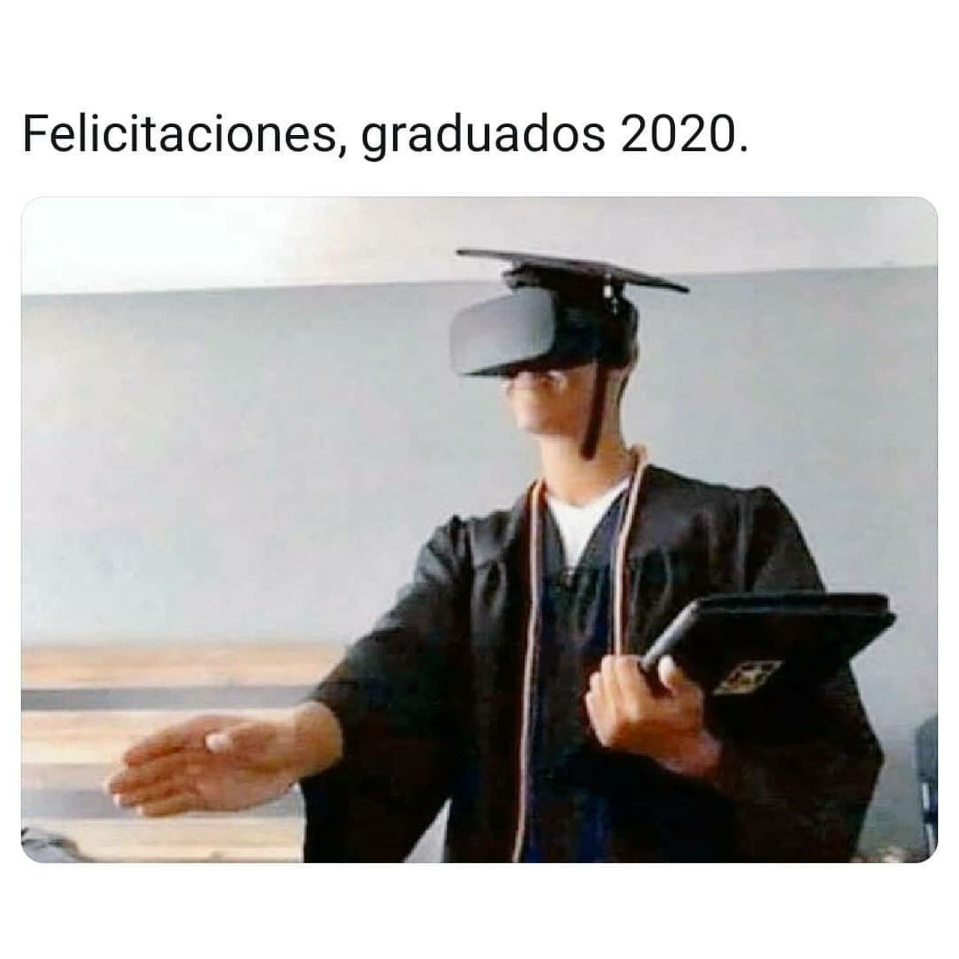 Los graduados del 2020 meme en 2020 Memes divertidos