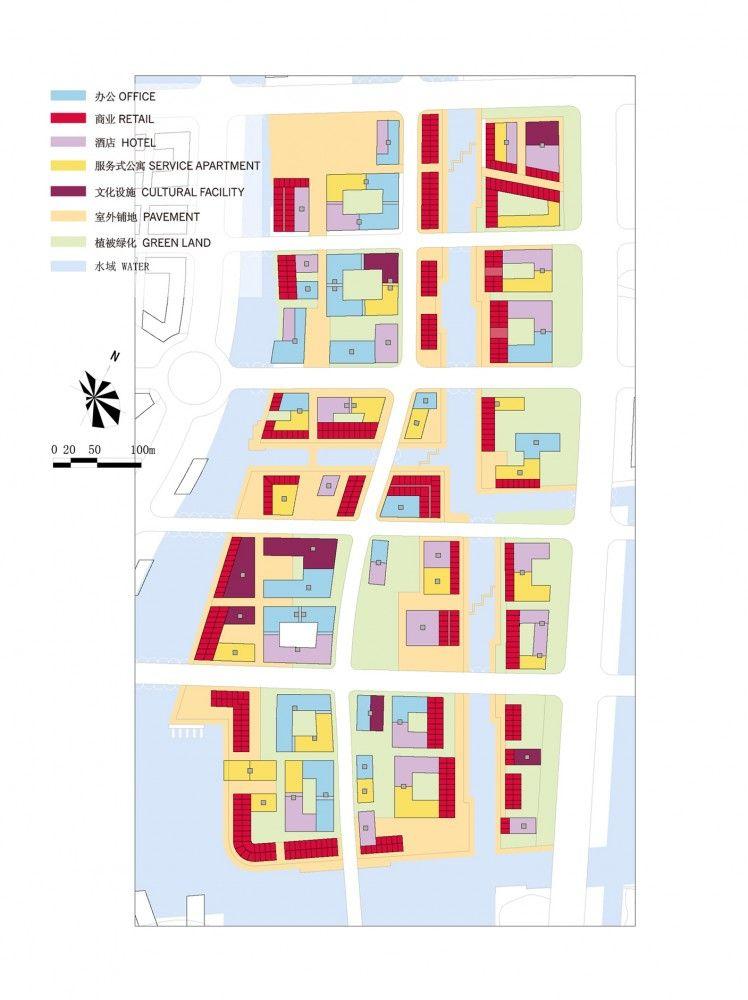 Gallery Of Madong Masterplan Winning Proposal Hyhw Architects 10 Urban Design Diagram Architecture Mapping Diagram Architecture