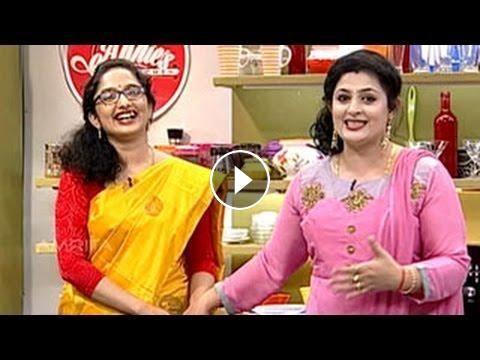 Trivandrum Assistant Collector Divya S Iyer on Annie\'s Kitchen ...