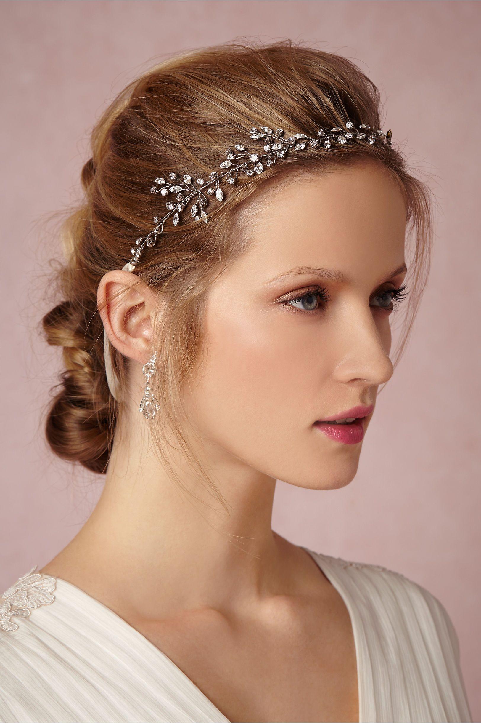 starry skies halo in bride veils & headpieces halos & headbands at