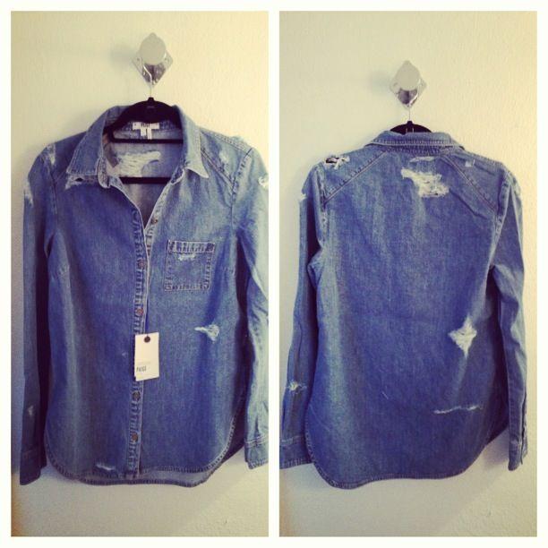 Paige destruction shirt available at KB Kasuals