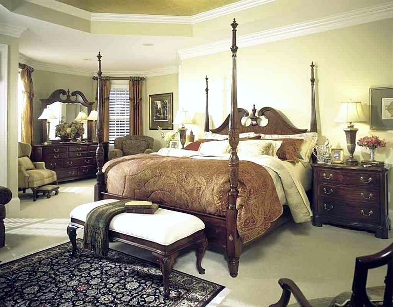 Queen Anne Bedroom Furniture For Antique And Durability Designs , Queen  Anne Bedroom Furniture Is Classic