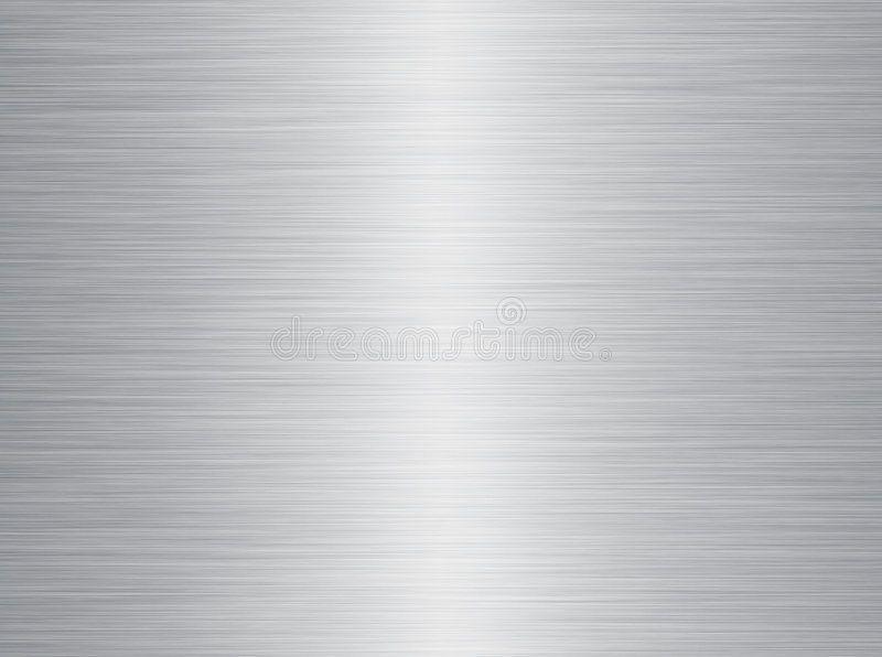 Textura De Acero Aplicada Con Brocha Del Metal En 2019