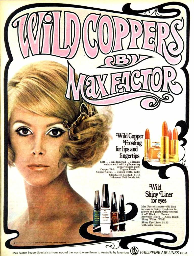 Photo of High-Gloss and Hot Pink: Lipstick Adverts from the 1960s-1980s – Flashbak
