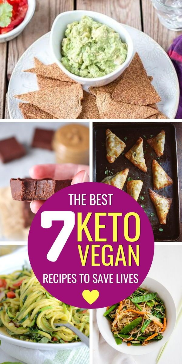 7 Keto Vegan Recipes To Lose Weight Without Killing Keto