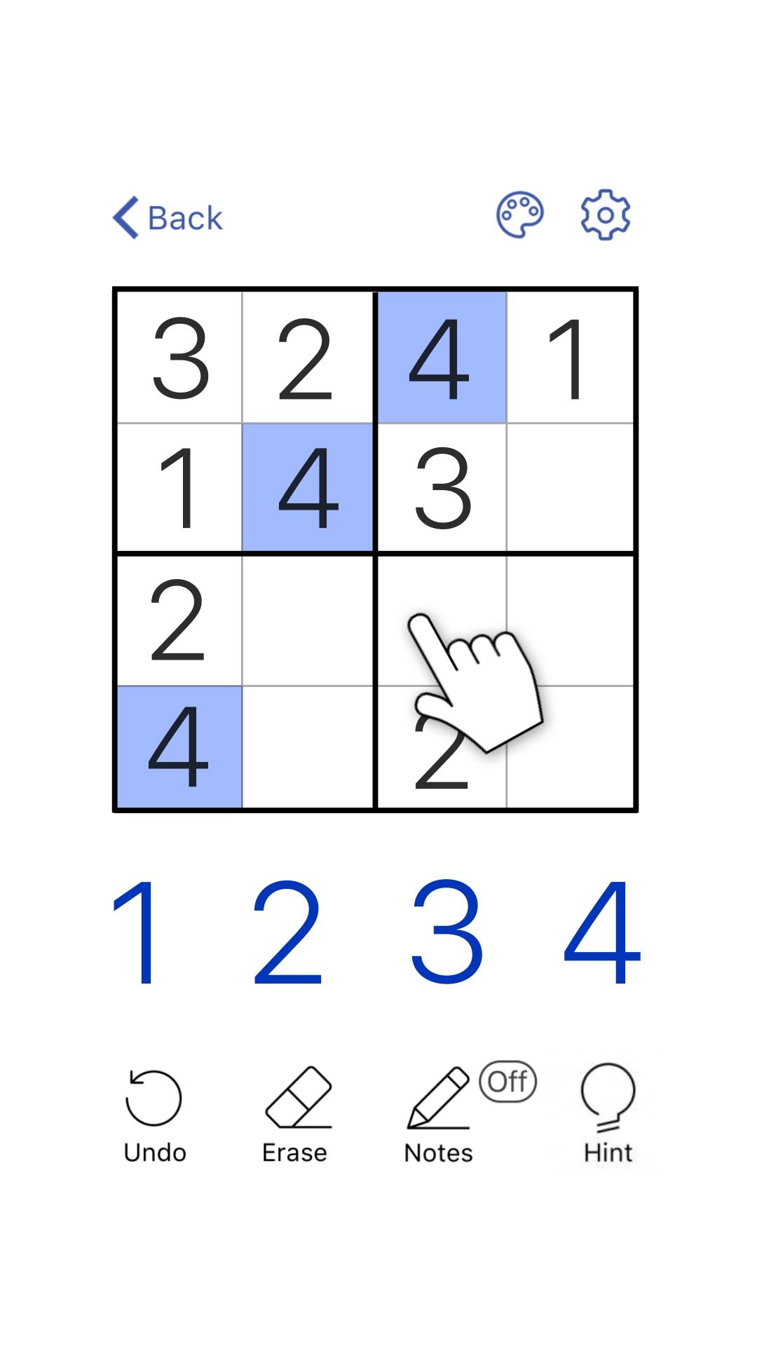 Try Sudoku