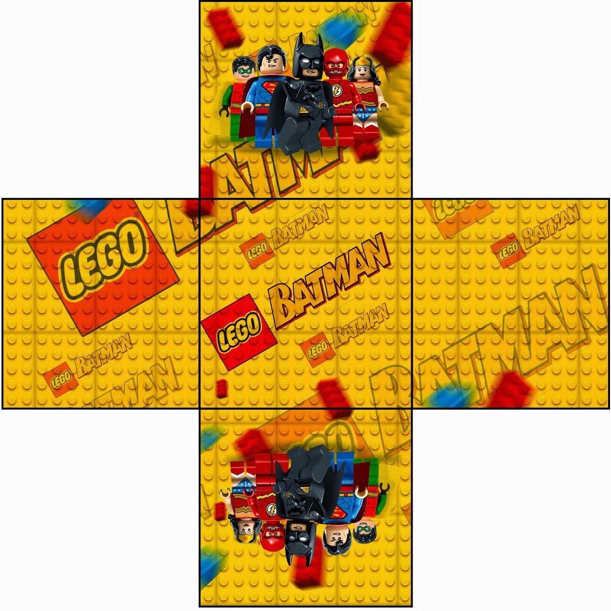 Lego Película: Cajas para Imprimir Gratis.   LEGO   Pinterest ...